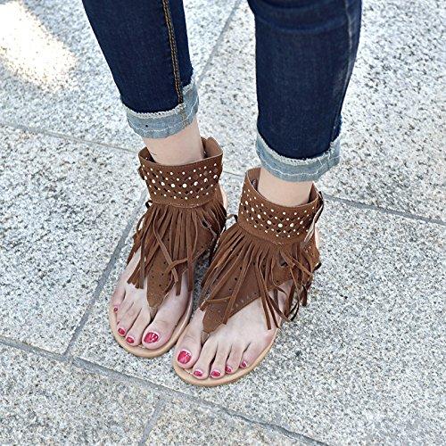 Thirty Sandalias de de five mujer zapatos Donyyyy para sandalias pWOx0q0