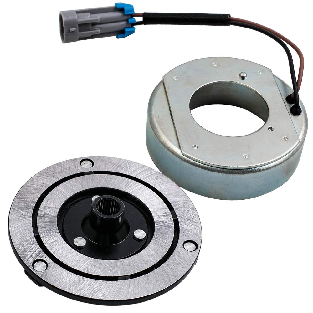 maXpeedingrods A/C Air Conditioner Compressor Clutch Kit for F67 1.6 16V 1.8 2.2 DTi 13124750: Amazon.es: Coche y moto