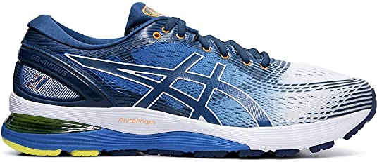 Asics Gel-Nimbus 21 SP - Zapatillas de correr para hombre: Amazon ...