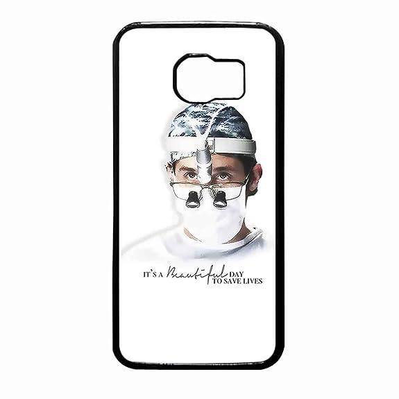 Amazon.com: Greys Anatomy - Dr Shepherd Case Samsung Galaxy S7 ...