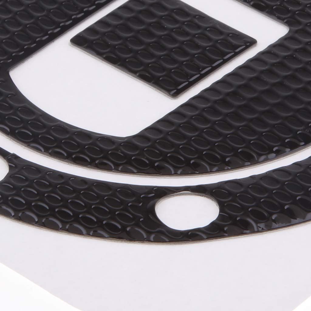 perfk CNC-Motorrad Gas-Kraftstoff-Abdeckung Tankdeckel Entl/üftungsventil F/ür Yamaha YZF-r1 YZF R6