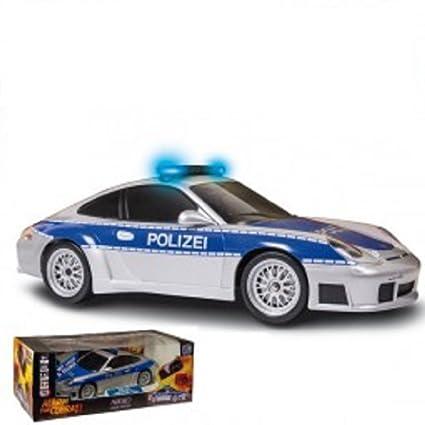 Nikko Alarm für Cobra 11 Policía Porsche 911 con conmutable ...