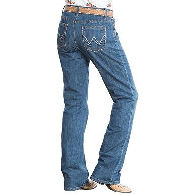 33212e23 Wrangler Women's Shiloh Ultimate Riding Low Rise Jeans at Amazon Women's  Jeans store