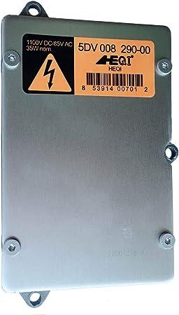 D2S HID Ballast HEQI D2R Xenon Headlight Control Module Igniter Unit OEM 5DV 008 290-00