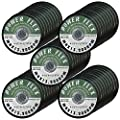 "Cut Off Wheels 4 1/2 "" x 7/8"" - 50 PACK - For Cutting All Ferrous Metals and Stainless Steel by OCM"