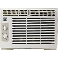 Kenmore 5 000 BTU Window-Mounted Mini-Compact Air Conditioner - White
