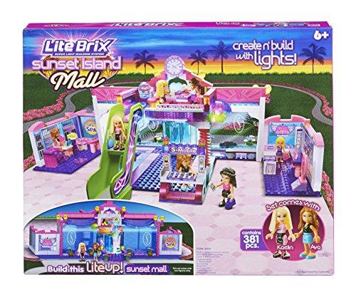 Cra Z Art 35755 Lite Brix Mall