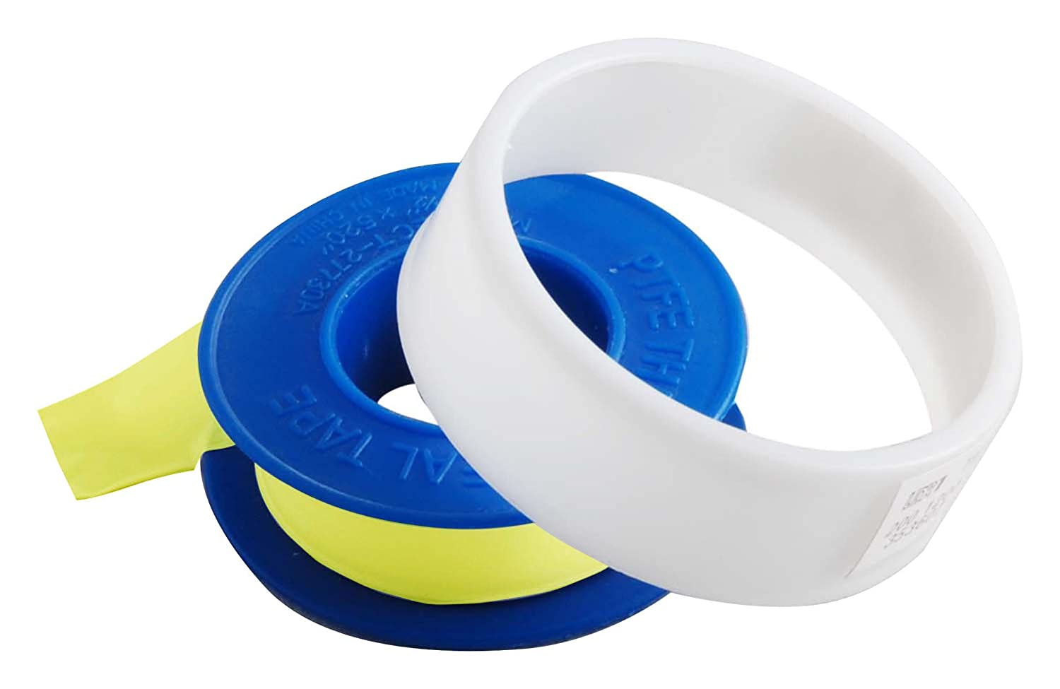 LDR Industries 201 1105 PTFE Tape Yellow