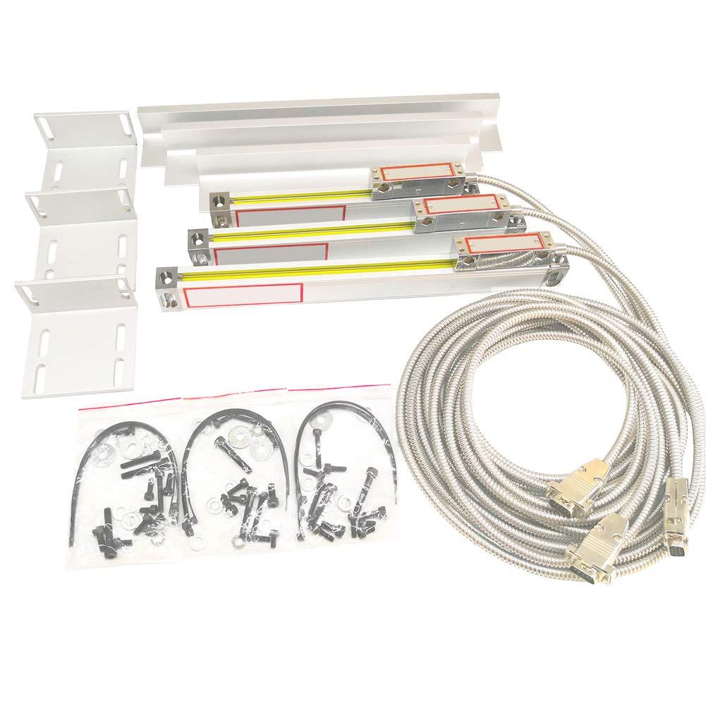 50 /à 950 mm R/âpage /à 90 degr/és Fraisage CNC Affichage num/érique Asdomo comme sur limage 50MM Outil de tour lin/éaire /électronique de haute pr/écision