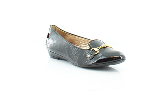 Marc Joseph New York Bryant Womens Flats Oxfords Black Size 70
