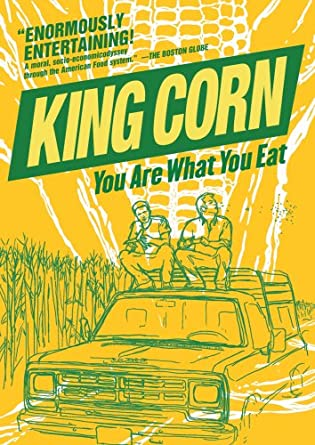 Image result for king corn dvd image