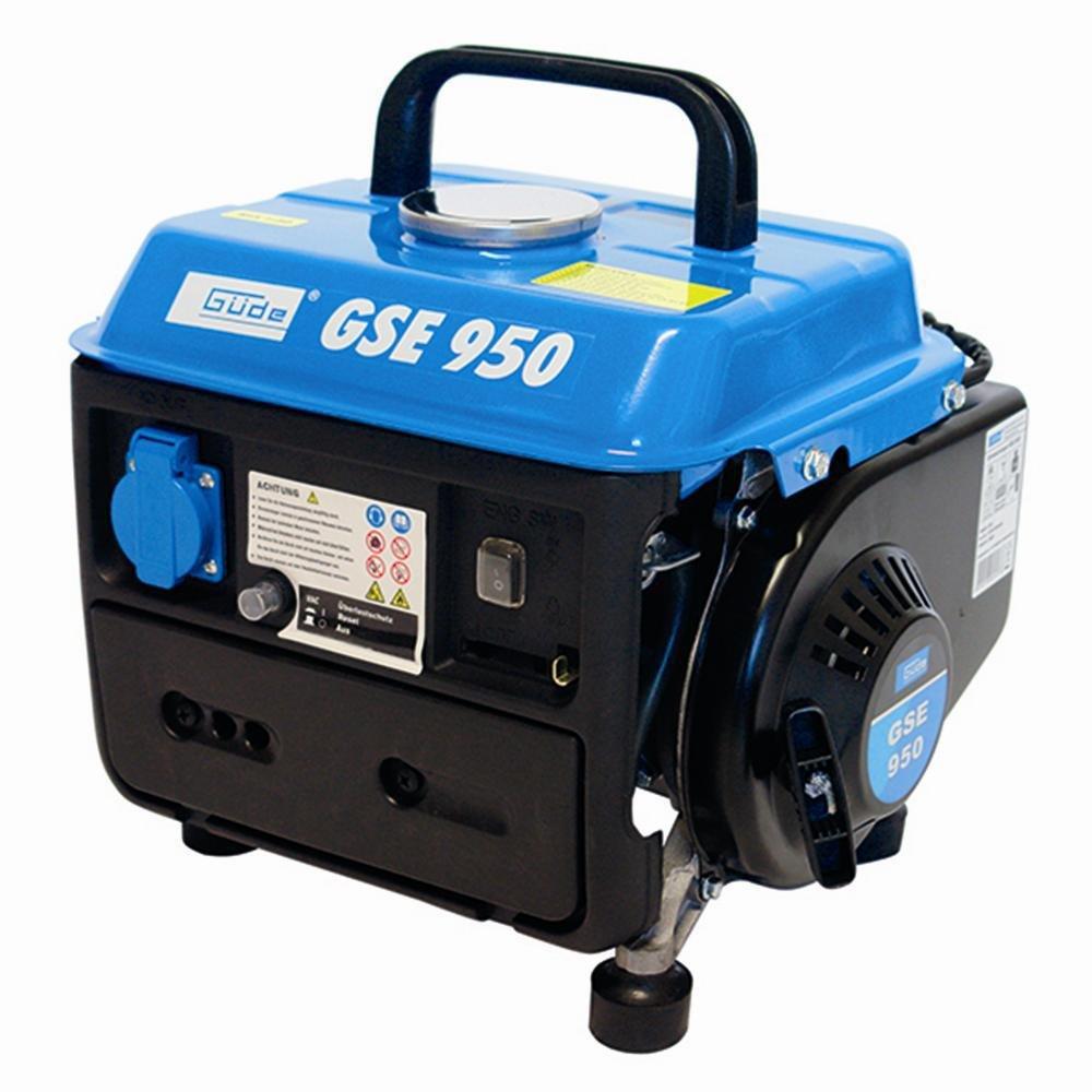 Stromerzeuger GSE 950, 650/750 Watt 1 Zylinder/2-Takt-Motor 0,8kW (1PS)