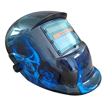 Cascos de soldador automático profesional modelo # 35 Casco Máscara de soldadura Solar Arc Tig Mig