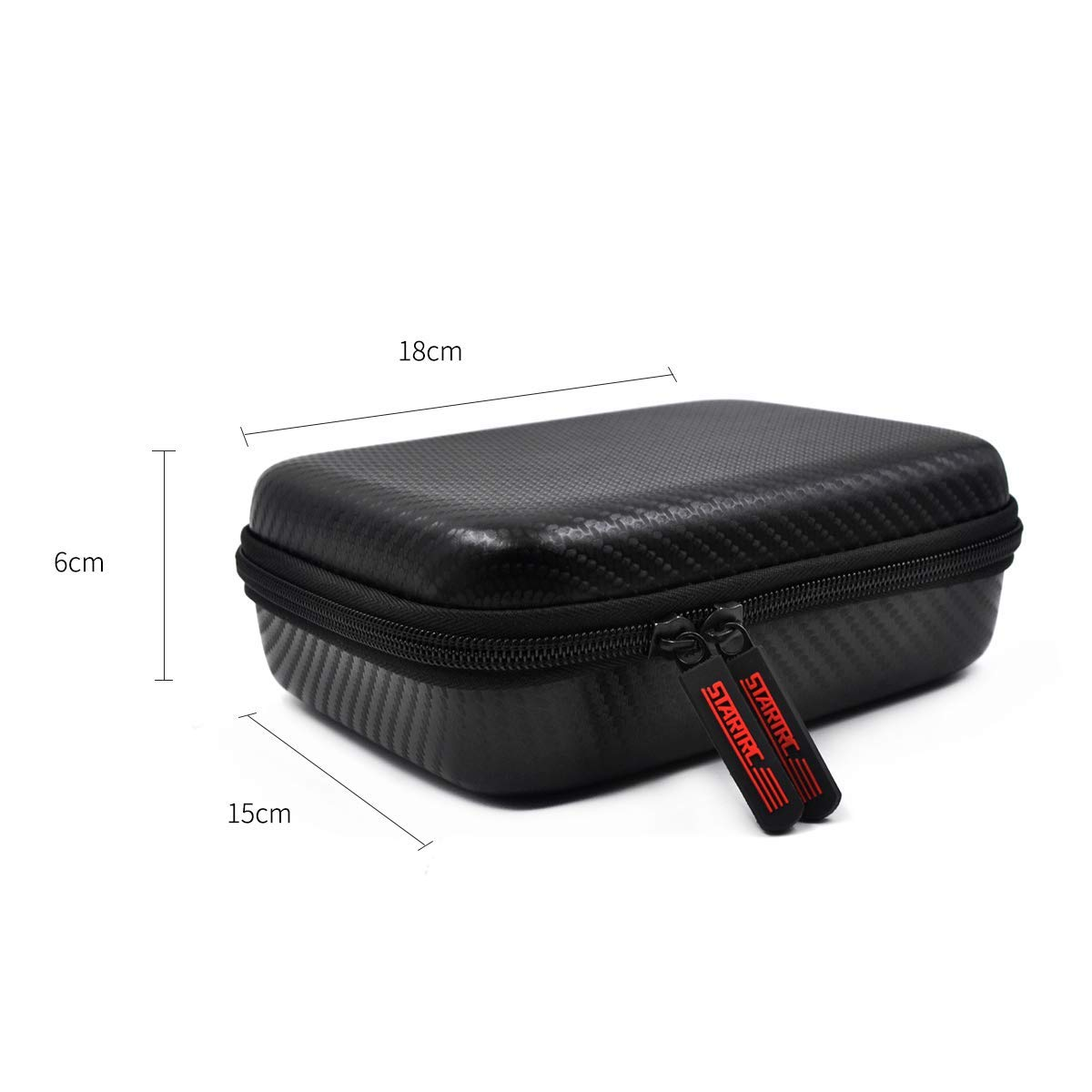 Taoric Case Protective Case Portable Storage Box for DJI Osmo Mobile Waterproof Dustproof