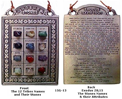 Amazon ephod choshen the high priest chestpiece english ephod choshen the high priest chestpiece english publicscrutiny Images