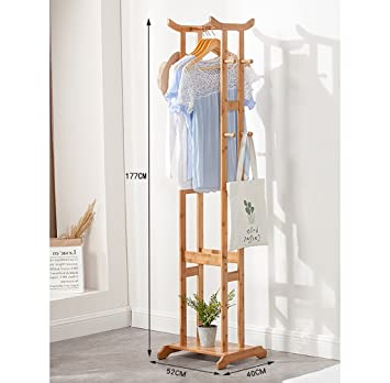 Amazon.com: Wall CR Coat Racks Coat Rack Wood Coat Rack ...