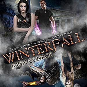 Winterfall | Livre audio Auteur(s) : John Conroe Narrateur(s) : James Patrick Cronin