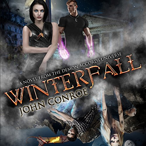 Winterfall cover