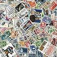 Collezione Di Francobolli Danimarca tutti timbrati–100francobolli diversi