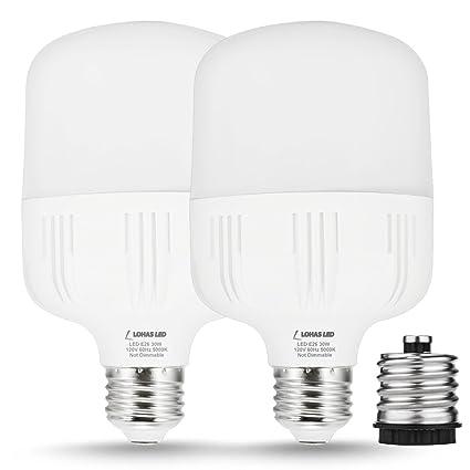 Lohas led 250 300 watt hidmh equivalent 30w commercial retrofit lohas led 250 300 watt hidmh equivalent 30w commercial retrofit light bulb aloadofball Gallery
