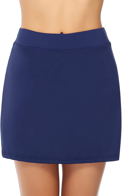 iClosam Falda de Golf Falda de Tenis Corta Deportivo para Mujer Moda y Comodo