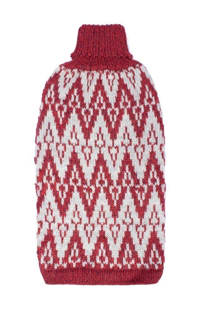 Andean Peaks 3XLAlqo Wasi Peruvian Dogwear Dog Sweater (3XL, Andean Peaks)