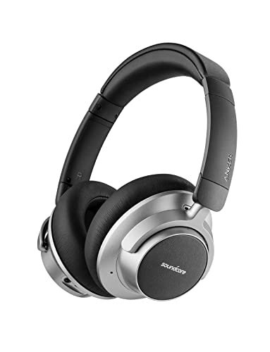 Wireless Noise Canceling Headphones, Soundcore Space NC by Anker