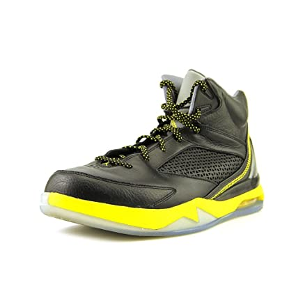 6276c1fe82ff ... 679680 463 eBay  Jordan Flight Remix Men US 11.5 Black Basketball Shoe   item 1 NIKE AIR ...