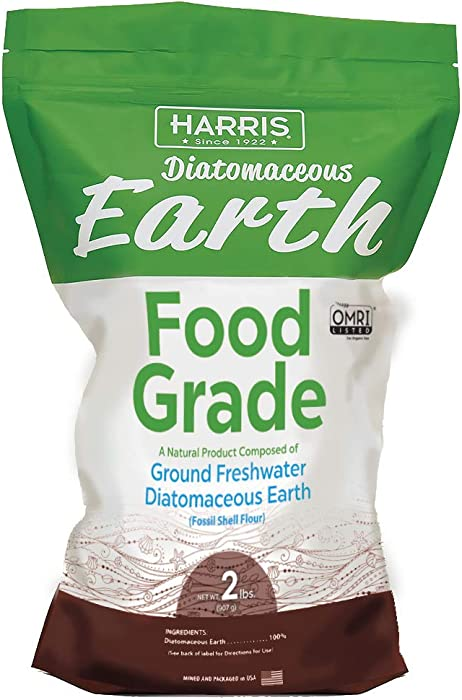 Top 8 Diametous Earth Food Grade