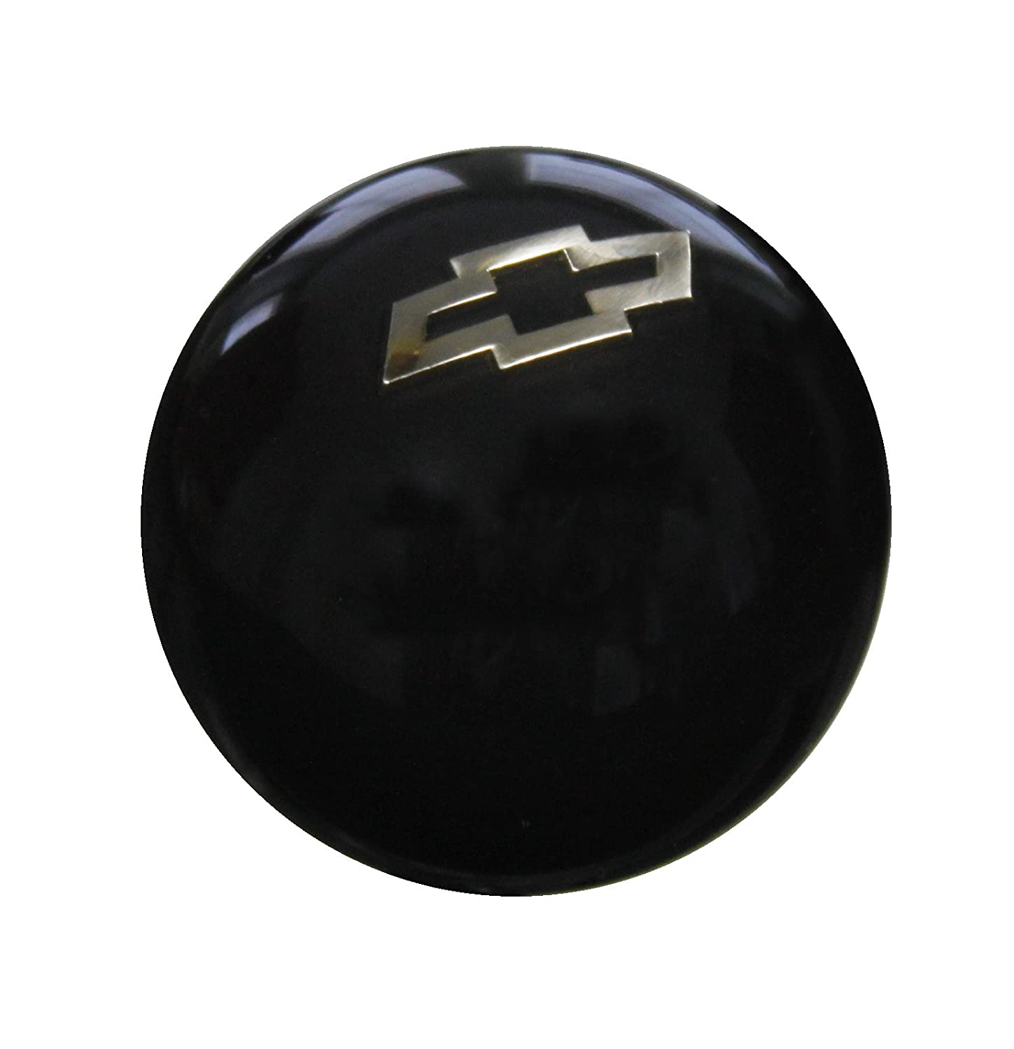 Speed Dawg GM Licensed Series Black Shift Knob with Gold Chevy Bowtie Emblem SK501CBTG-GM