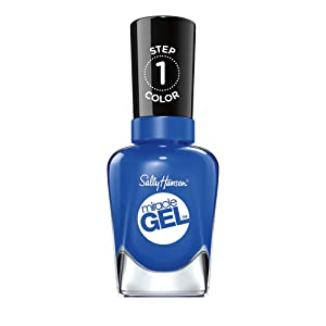 Sally Hansen Miracle Gel Nail Polish, Tidal Wave, 0.5 Ounce