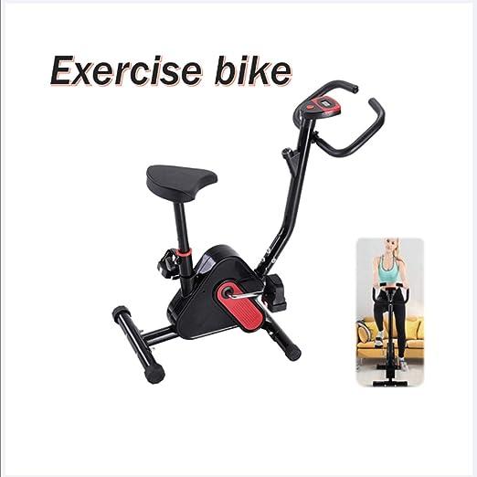 Bicicleta estacionaria de Interior Ciclo estacionario con Monitor ...