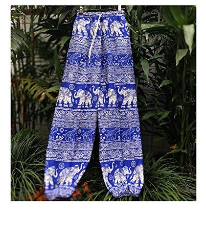 Cystyle - Pantalón - para mujer Blau 2