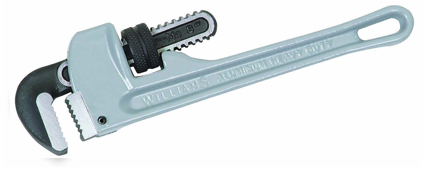 Williams 13510 Aluminum Pipe Wrench 24-Inch Snap-on Industrial Brand JH Williams