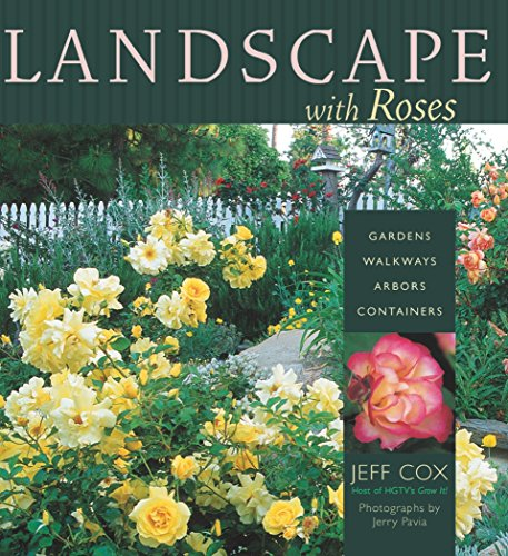 Landscape with Roses: Gardens * Walkways * Arbors * (Rose Garden Design)