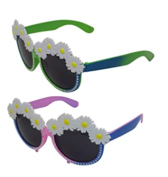 59b5b439851a Buy Confidence Latest Sunglasses for Summer Beach and Pool Party for Men  and Women 15 Gram Set of 2 Pcs Pack of 1 Online at Low Prices in India -  Amazon.in