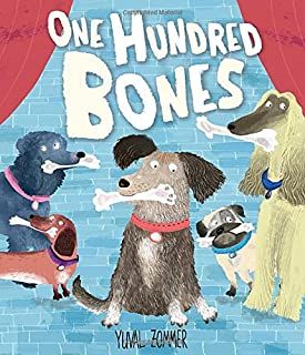 Book Cover: One Hundred Bones