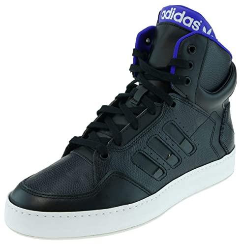 adidas New Ladies Womens Black Originals Bankshot Lace Ups Trainers. - Black  Night 4043d276a