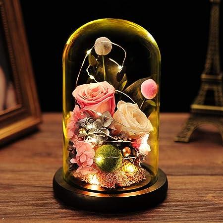 acccc Rosa Bella y Bestia Cristal Original,Liquidación Caja ...