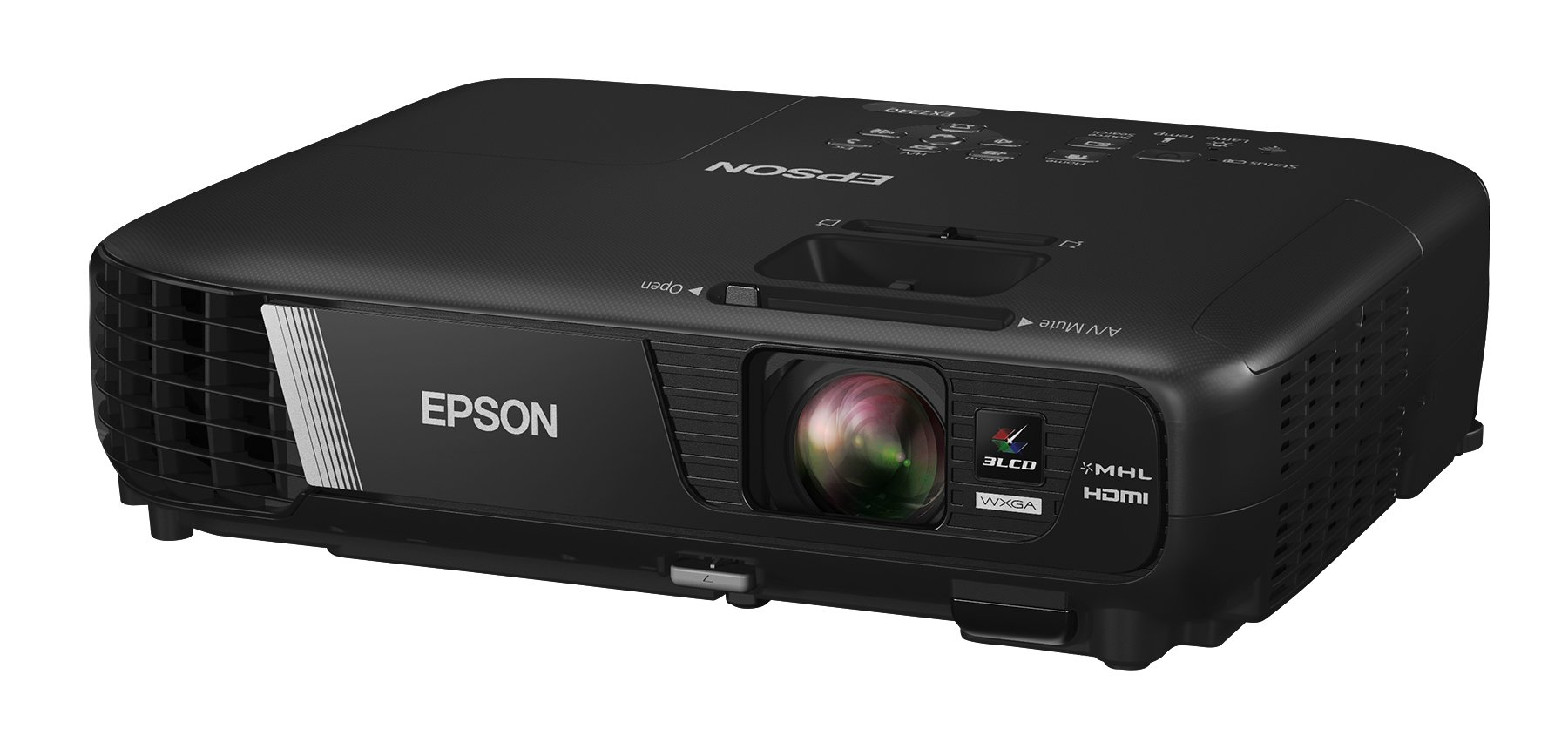 Epson EX7240 Pro WXGA 3LCD Projector Pro Wireless, 3200 Lumens Color Brightness by Epson (Image #1)