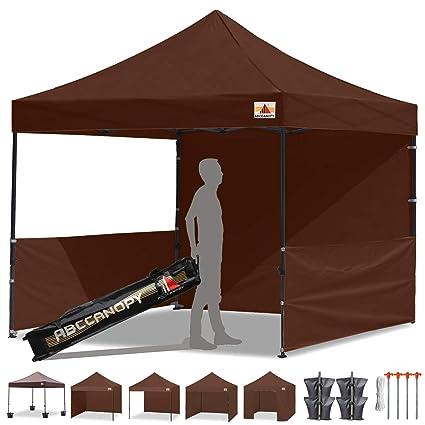 Amazon.com: ABCCANOPY - Tienda de campaña con toldo de 10 x ...