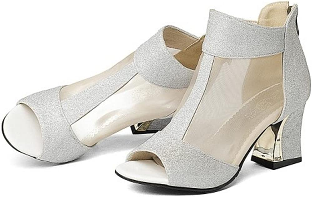 RAZAMAZA Women Fashion Summer Short Boots