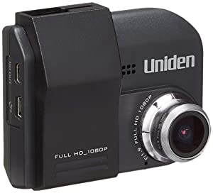 Uniden Cam945 Automotive Video Recorder and LDW (Black) (Discontinued by Manufacturer)