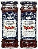 St. Dalfour Strawberry Conserves - 10 oz - 2 pk