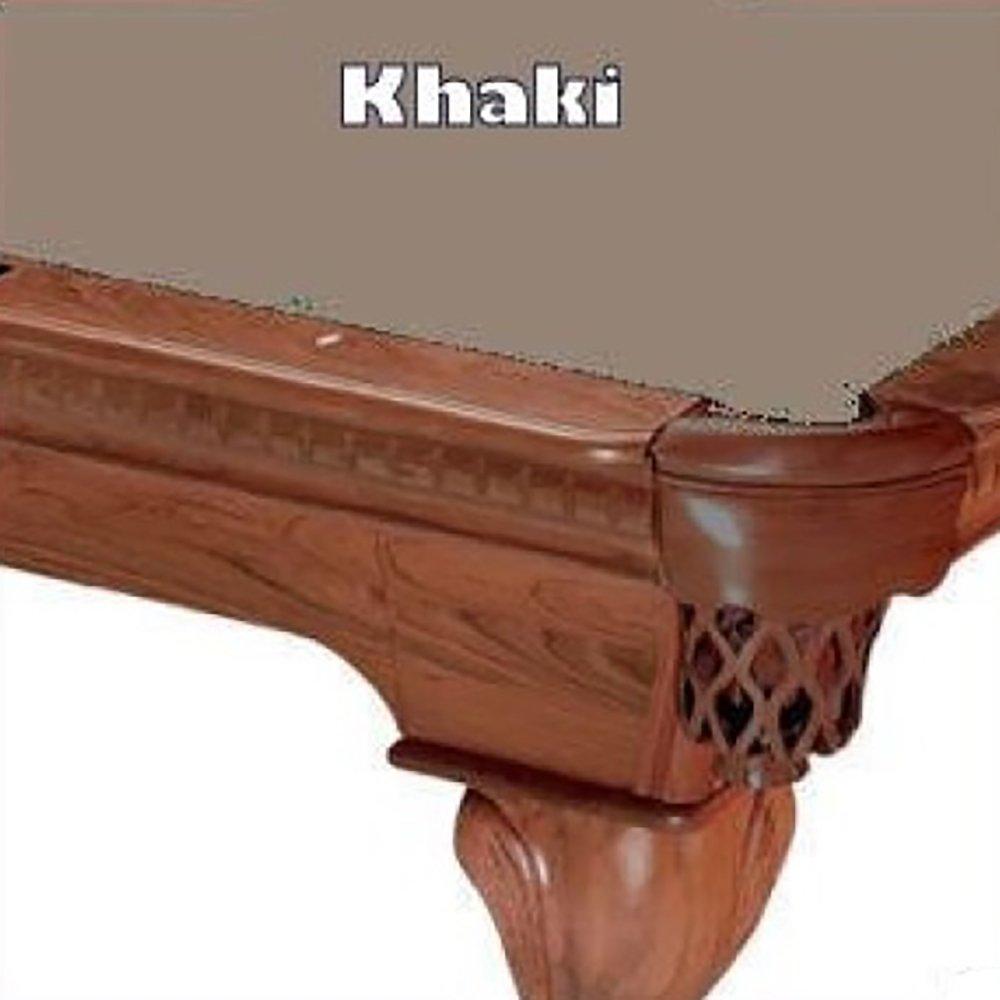 Prolineクラシック303テフロンビリヤードPool 8 Table Clothフェルト Clothフェルト B00D37KLBK 8 ft.|カーキ カーキ カーキ 8 ft., 池田屋質店:67c89d0f --- m2cweb.com