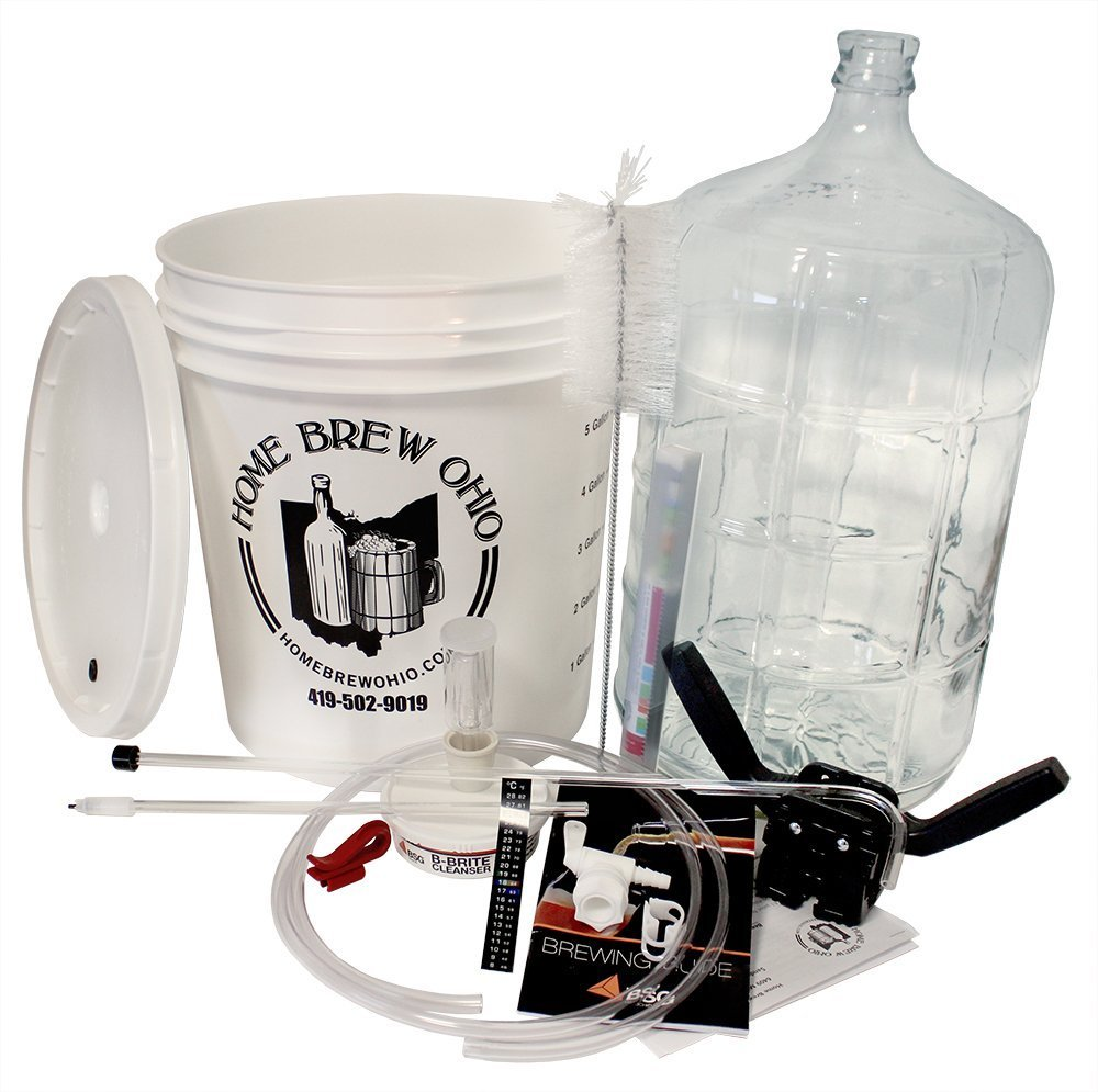 The Best Beer Brewing Kit 3