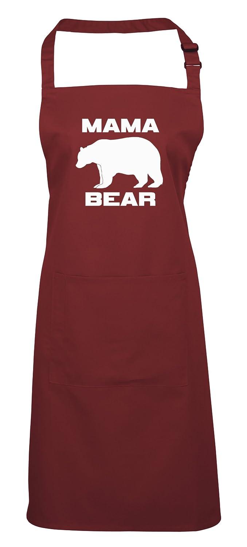 Mama Bear Brand88 Printed Apron