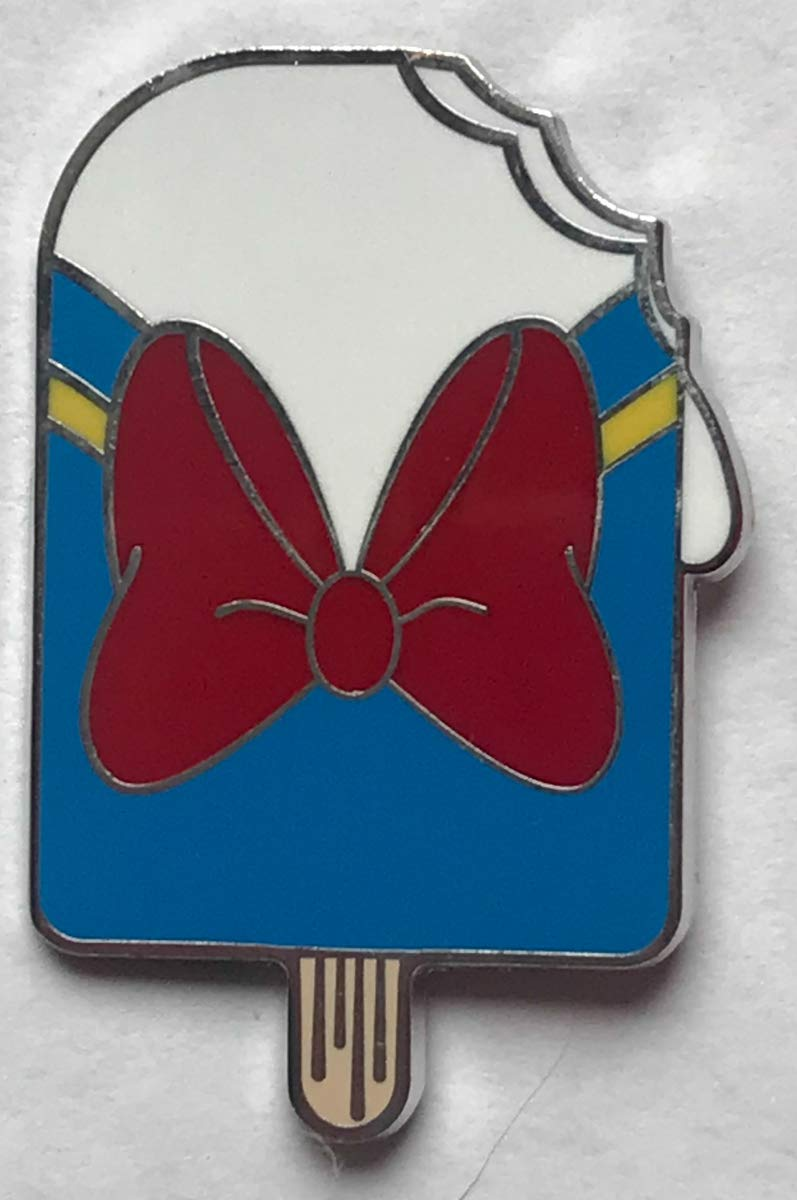Disney Pin 129975 Ice Cream - Mystery - Donald Duck Pin