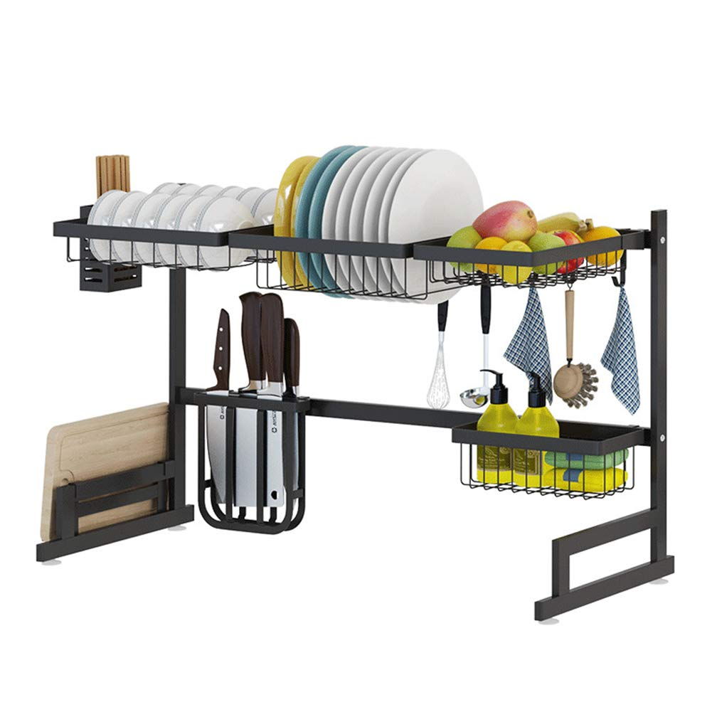 Amazon.com: Escurreplatos soporte 65/33.5 in acero ...