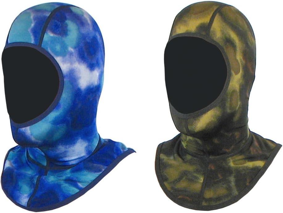 Amazon.com: Dive Skin Camo Lycra Hood: Clothing